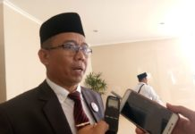 Kepala Dinas Komunikasi, Informatika, Persandian dan Statistik Provinsi Sulawesi Barat,(Sulbar) Safaruddin Sunusi DM,